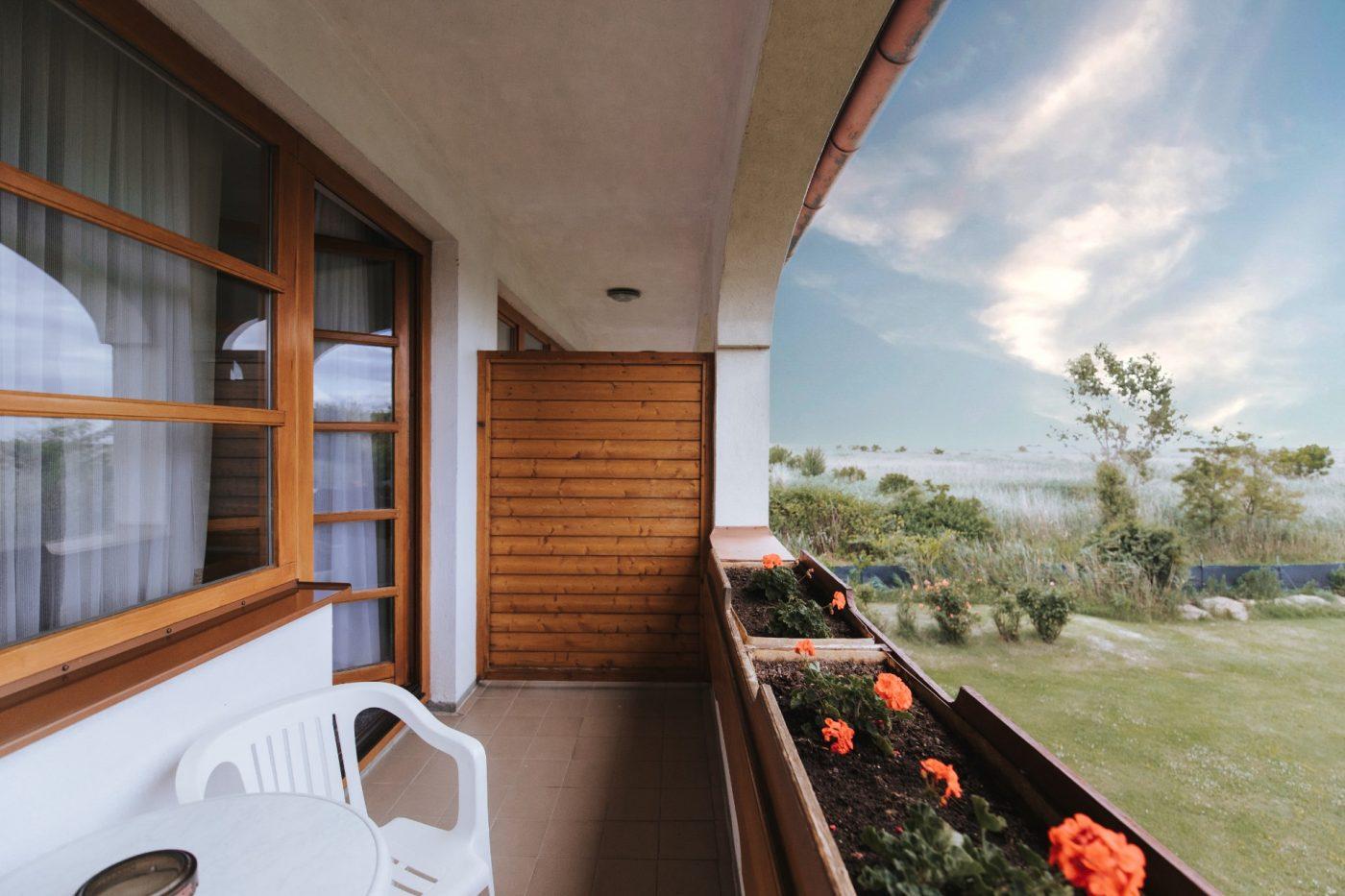 Hotel-Mörbischerhof-Balkon-Aussicht