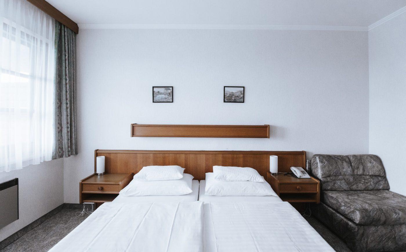 Hotel-Mörbischerhof-Doppelbett