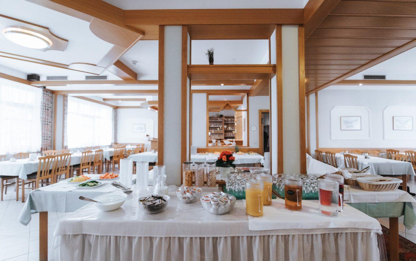 Hotel-Mörbischerhof-Frühstücksraum-Mörbisch